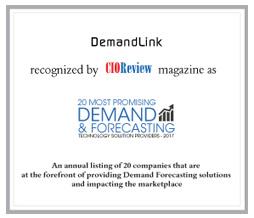 DemandLink: Demand Planning through Cutting-Edge Technology